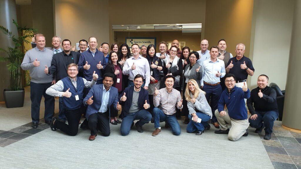 FAB Global Sales Team